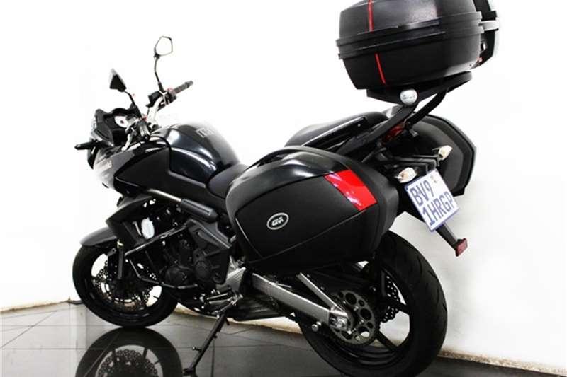 Used 2012 Kawasaki KLE650 Versys