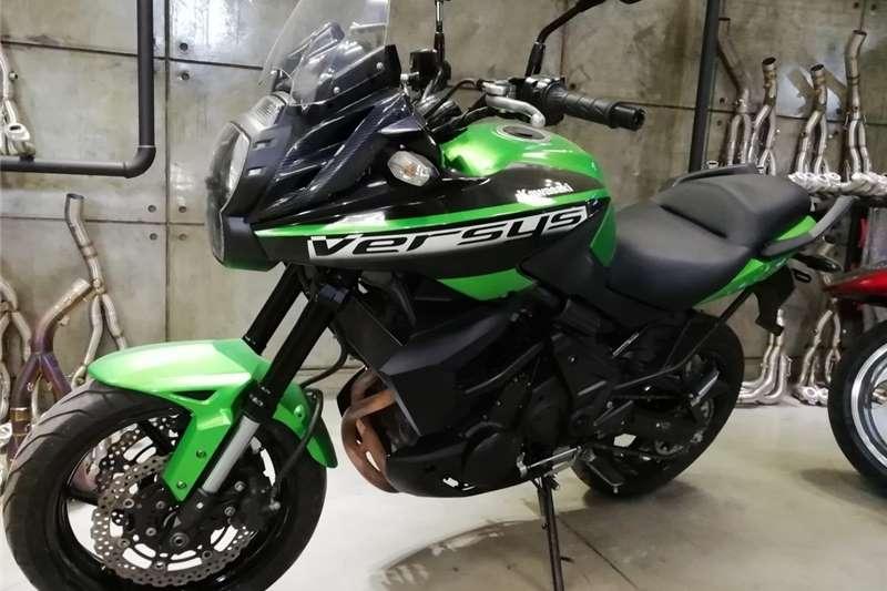 Used 2014 Kawasaki KLE650 Versys