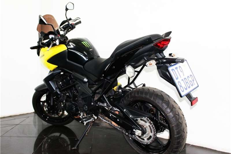 Kawasaki KLE650 Versys 2015