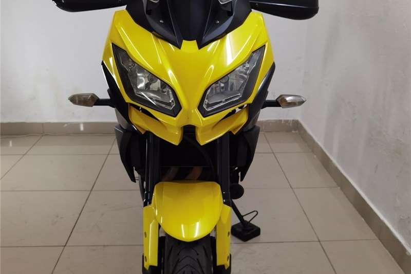 Used 2015 Kawasaki KLE650 Versys