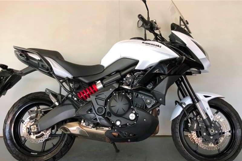 Kawasaki KLE650 Versys 2017