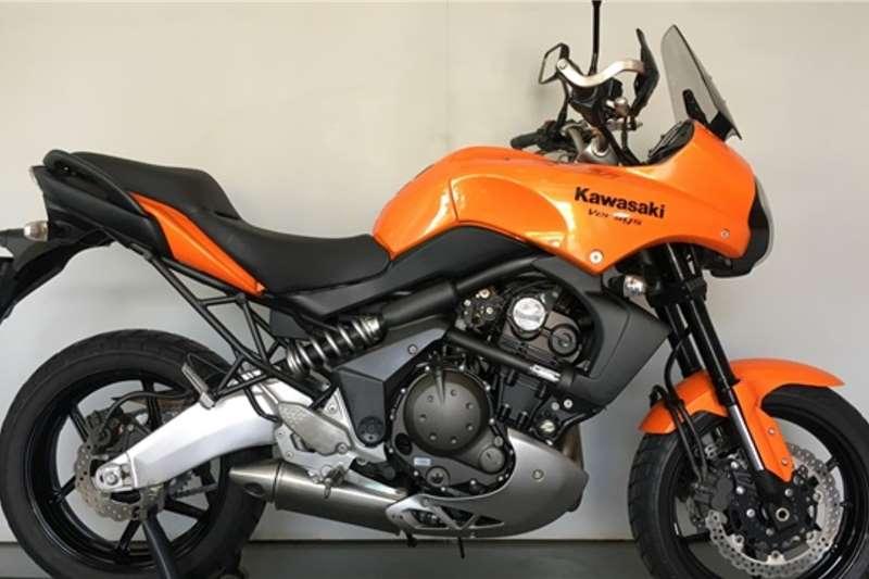 2010 Kawasaki KLE650 Versys