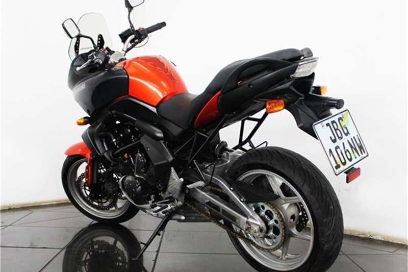 2007 Kawasaki KLE650 Versys