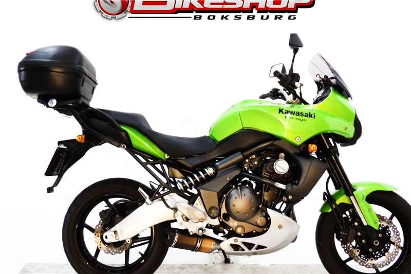 2008 Kawasaki KLE650