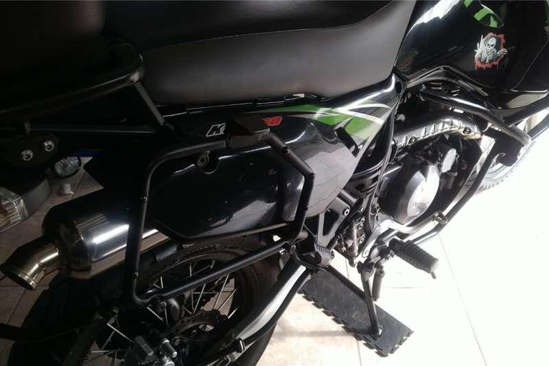 Used 2011 Kawasaki KLE650E8F