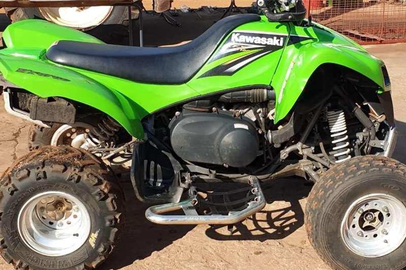 Used 0 Kawasaki KLE650E8F