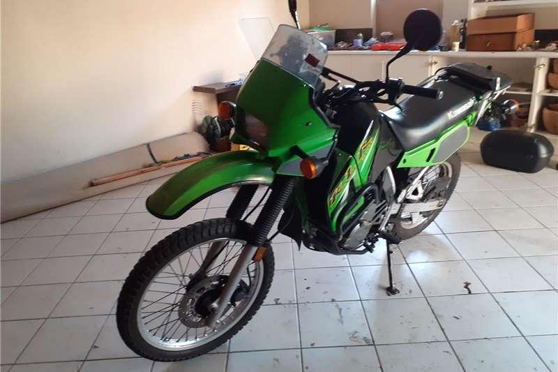 Kawasaki KLR 2005