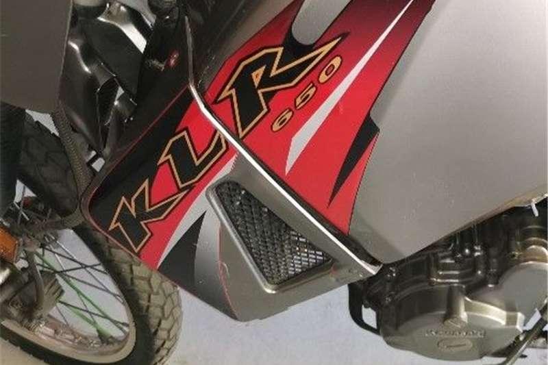 Kawasaki KLR 2007