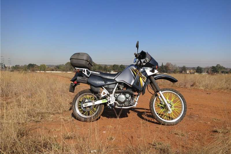 Used 2007 Kawasaki KLR