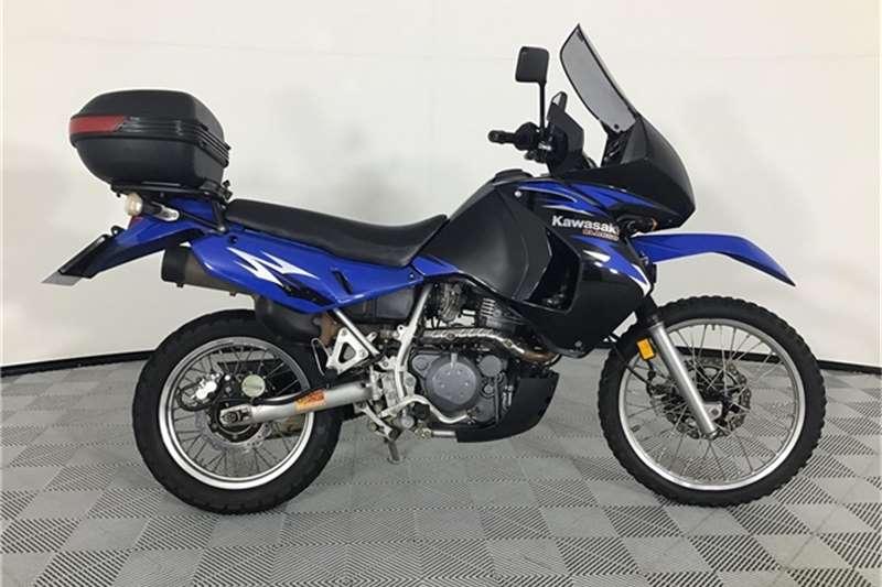 Kawasaki KLR 2009