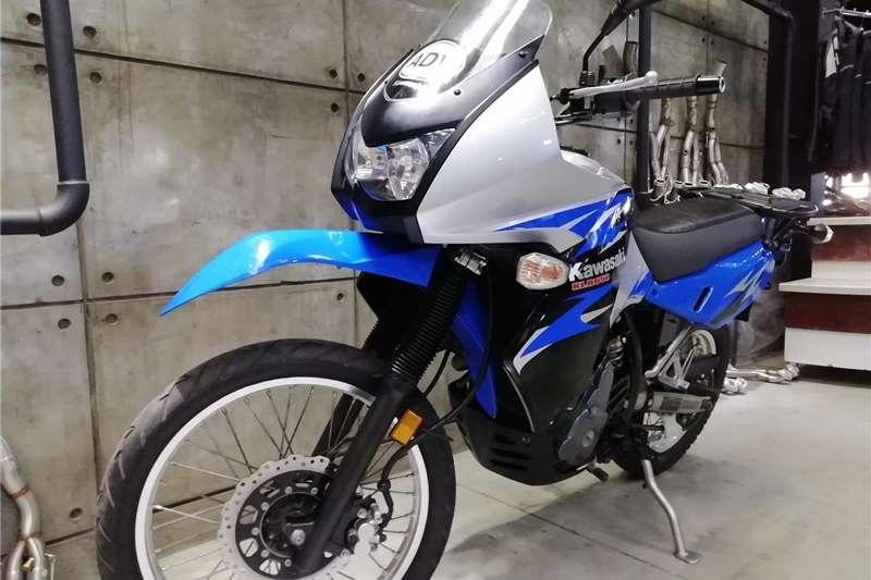 Used 2009 Kawasaki KLR