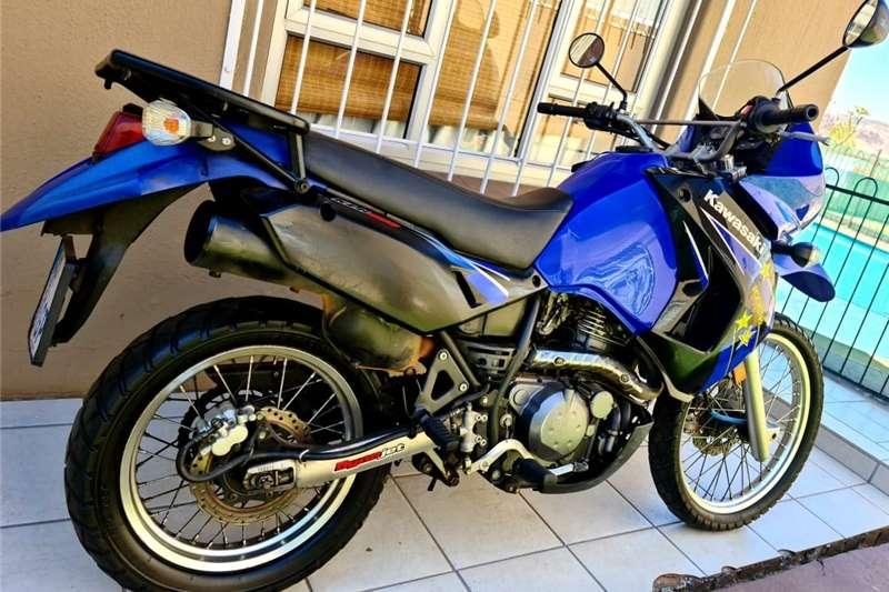 2009 Kawasaki KLR