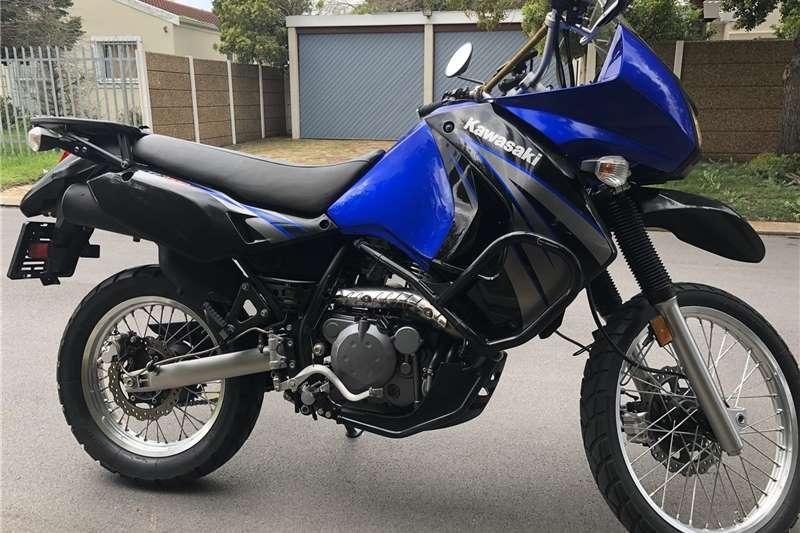 2010 Kawasaki KLR