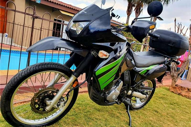 Used 2010 Kawasaki KLR