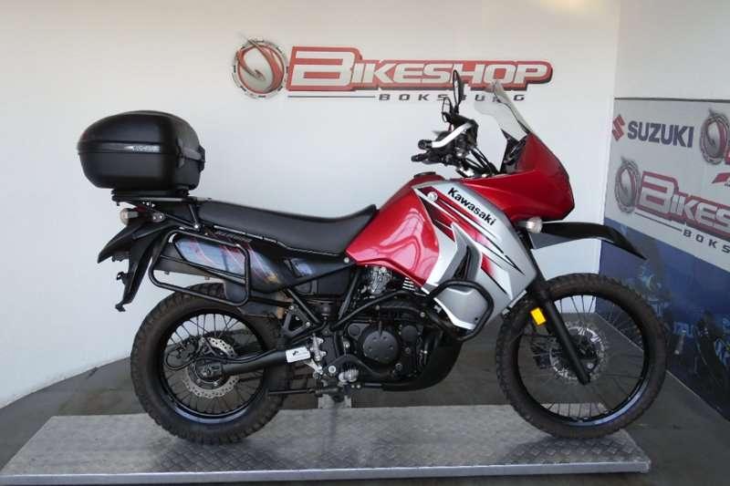 Kawasaki KLR 2012