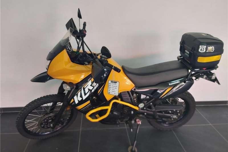 Kawasaki KLR 2014