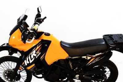 Used 2014 Kawasaki KLR