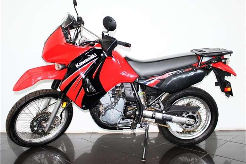 Kawasaki KLR 650 2009