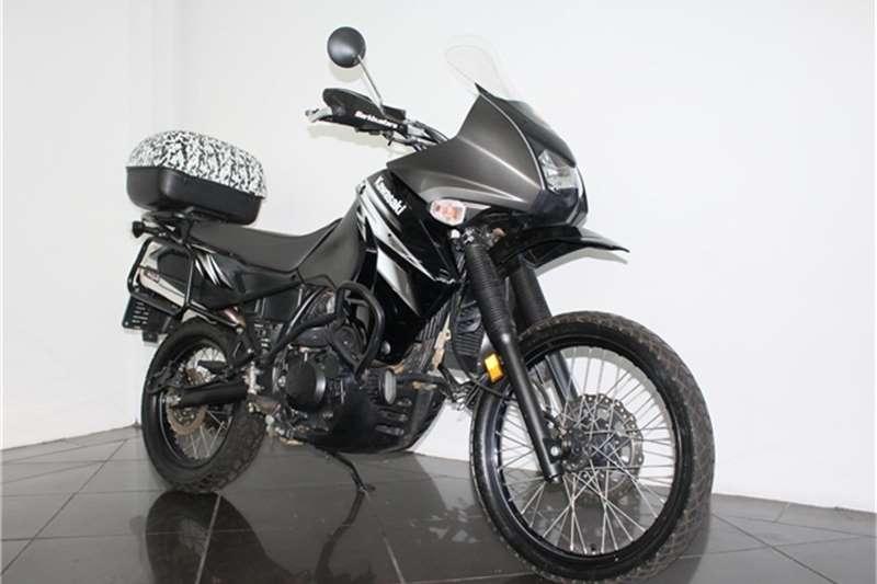 Kawasaki KLR 650 2012