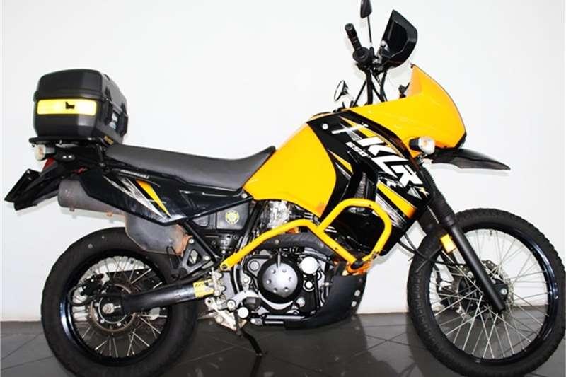 2014 Kawasaki KLR