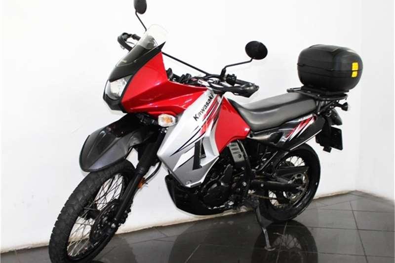 2012 Kawasaki KLR