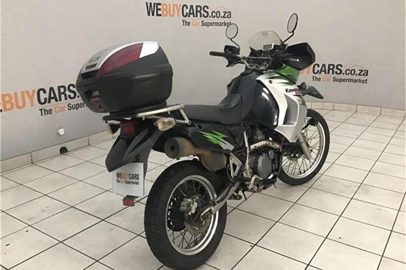 2008 Kawasaki KLR