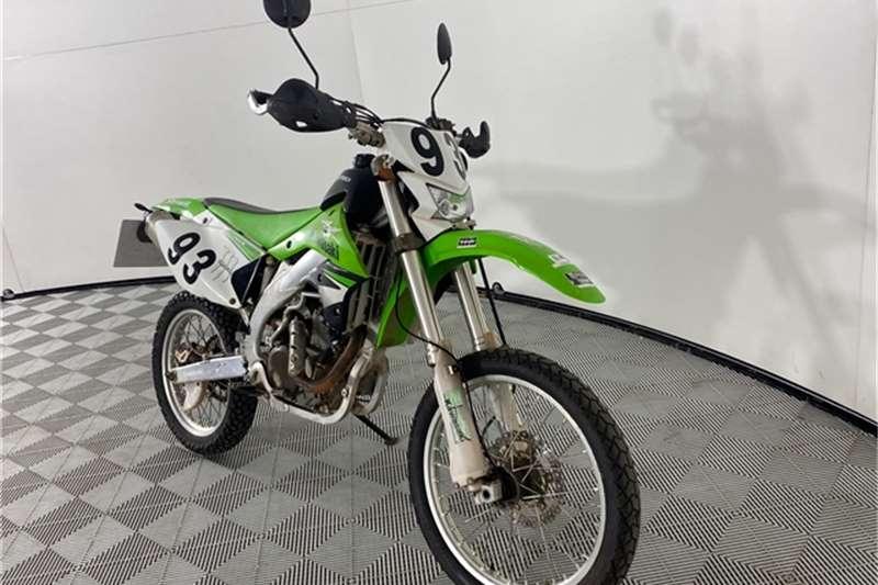 Used 2007 Kawasaki KLX