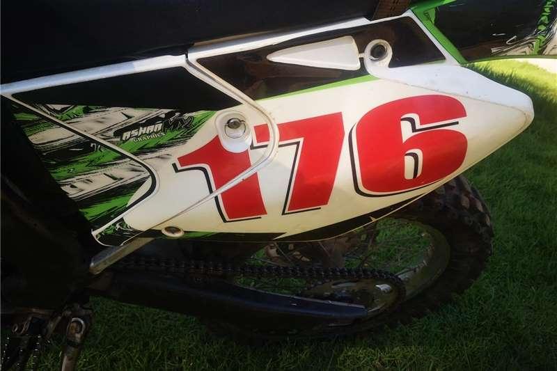 Kawasaki KLX 2008