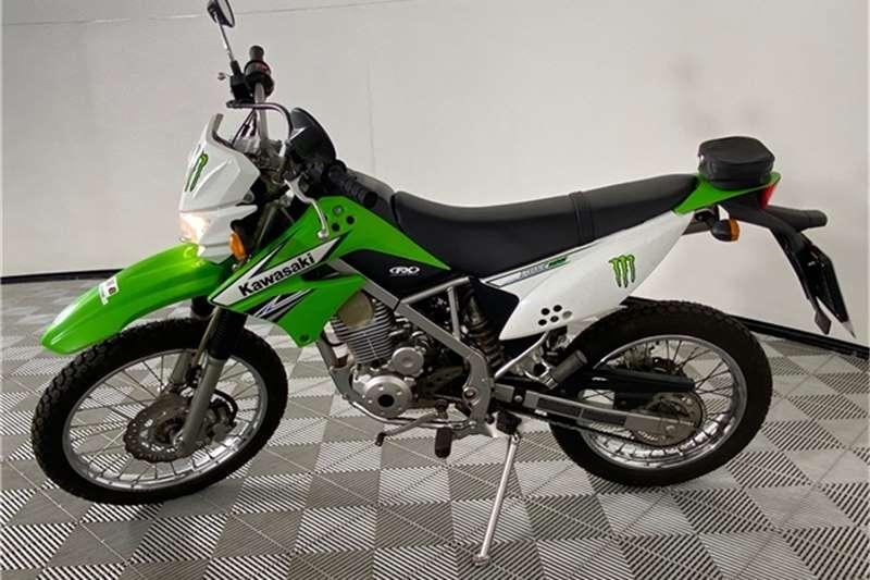 2011 Kawasaki KLX