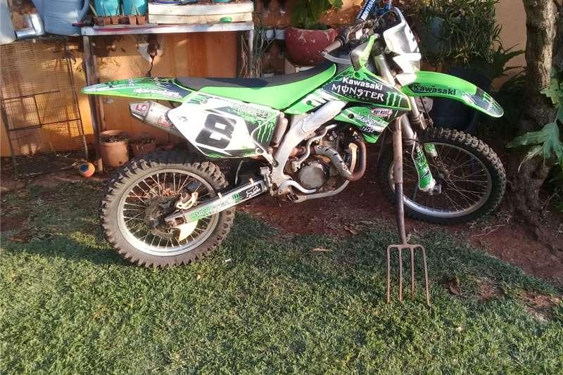 Used 2008 Kawasaki KLX450A9F