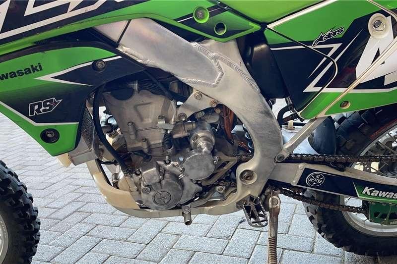 Used 2010 Kawasaki KLX450A9F