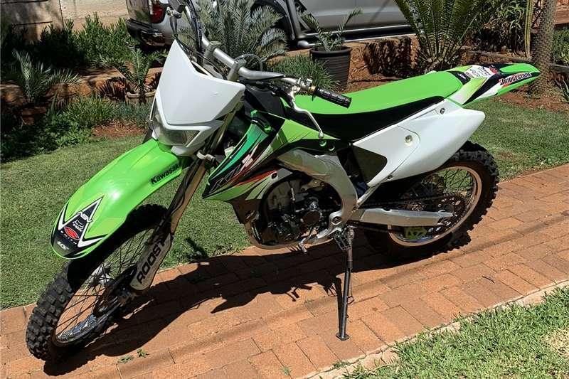 Kawasaki KLX450A9F 2011