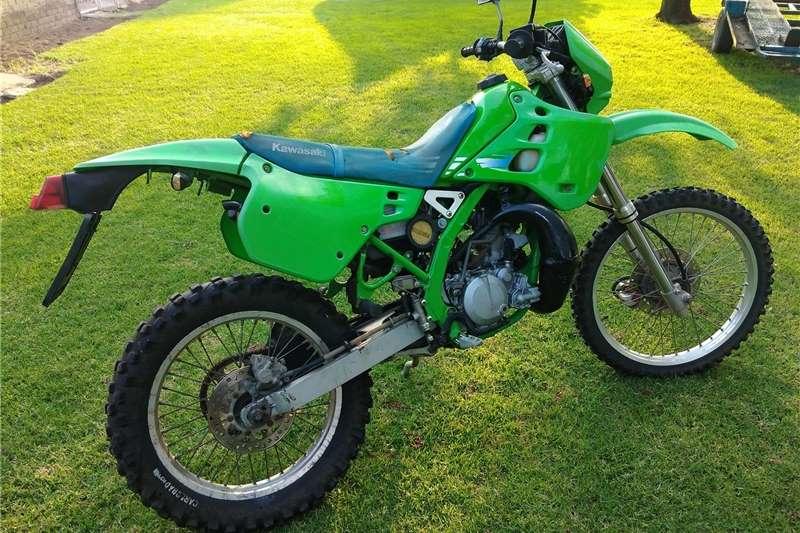Kawasaki KR 1998