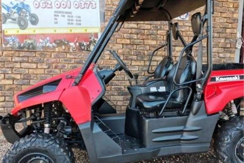 Used 2013 Kawasaki KRF750A8F Teryx