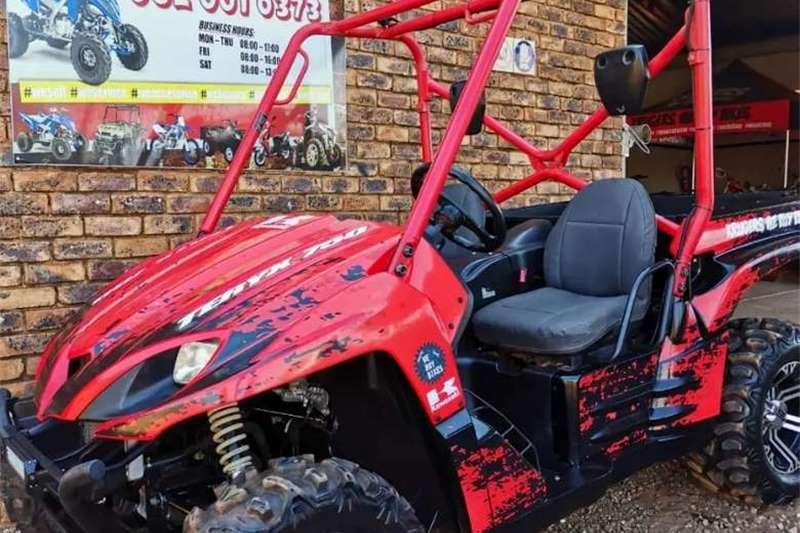 Used 0 Kawasaki KRF750A8F Teryx