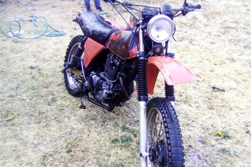 1972 Kawasaki KVF360