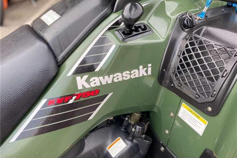Used 2005 Kawasaki KVF650F Brute Force I