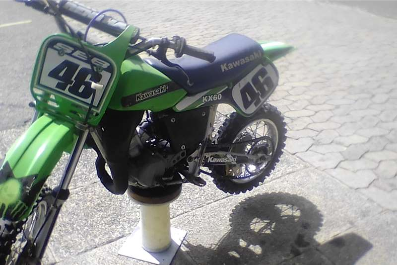 Kawasaki KX 1986