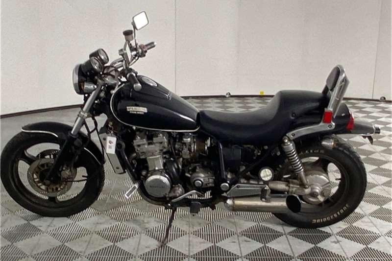 Used 1990 Kawasaki KX
