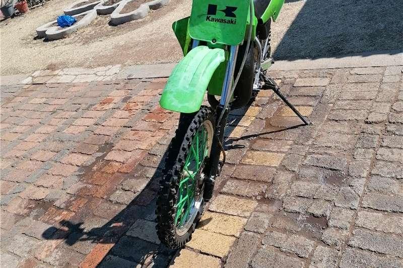 Kawasaki KX 1992