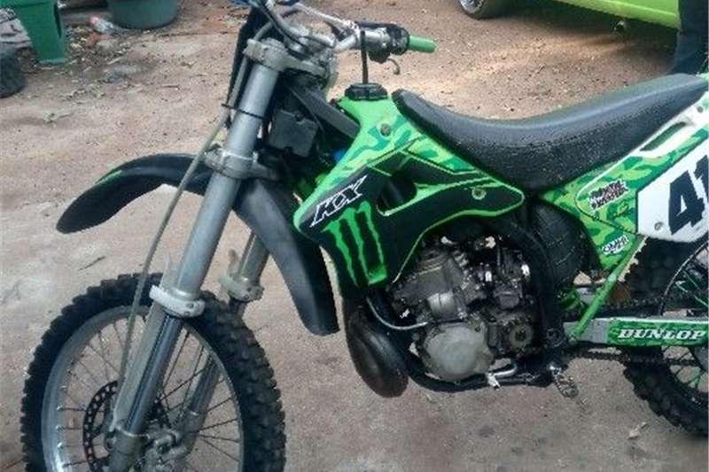 Kawasaki KX 1999