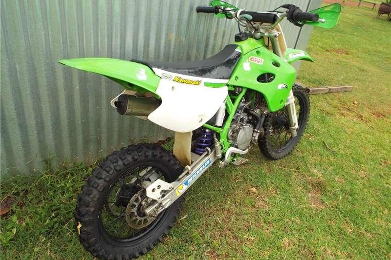 Kawasaki KX 2006