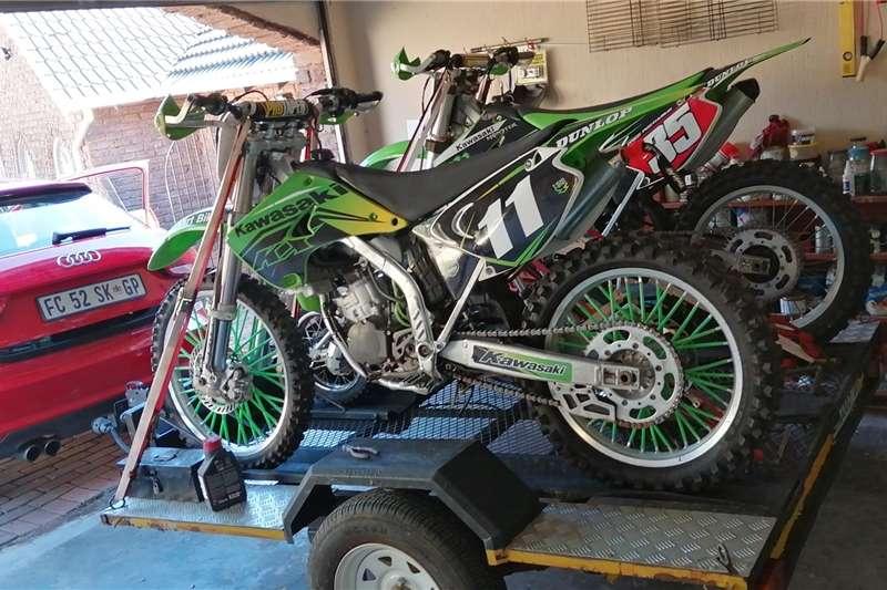 2006 Kawasaki KX