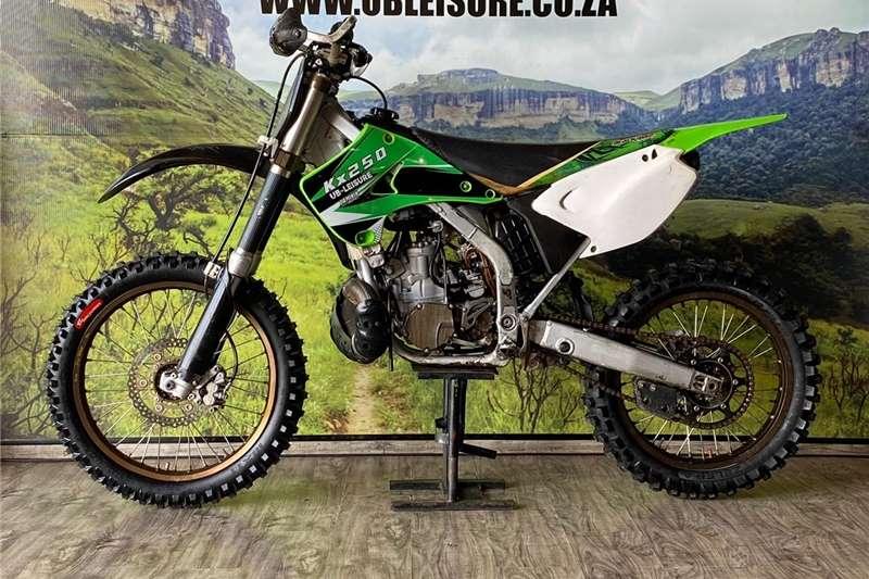 Kawasaki KX 2007