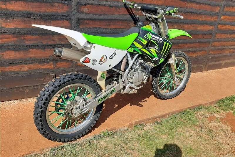 Used 2007 Kawasaki KX
