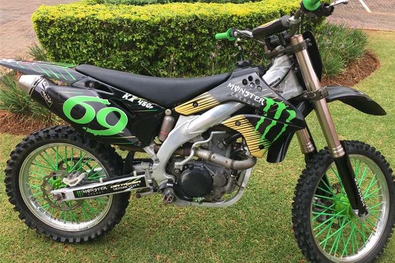 Used 2008 Kawasaki KX