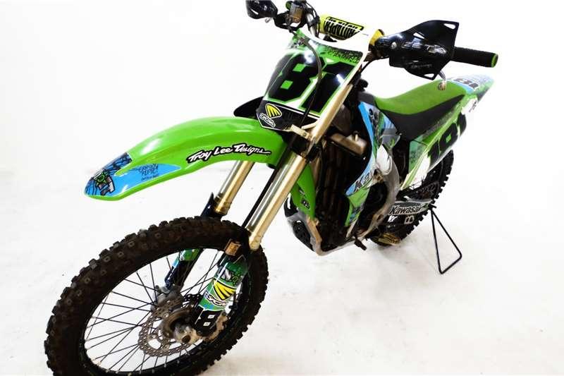 Used 2010 Kawasaki KX