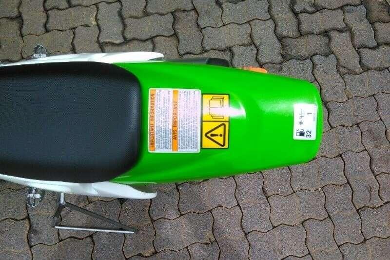 Kawasaki KX 2011