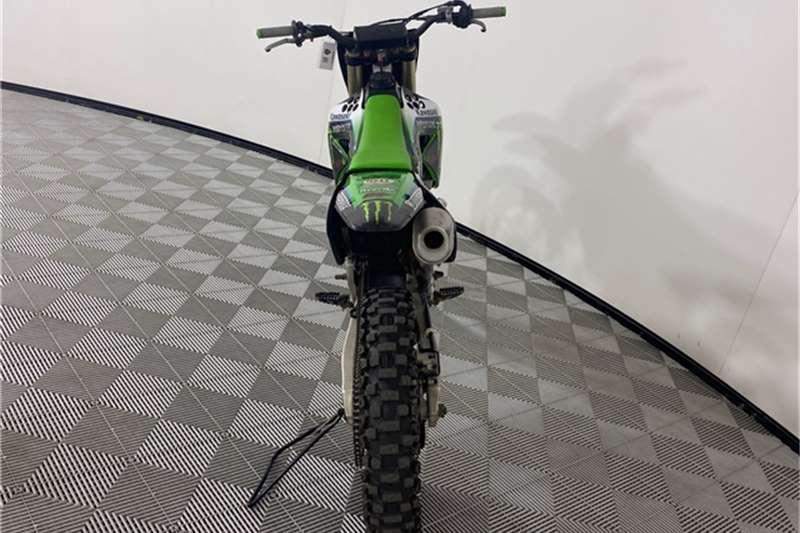 2011 Kawasaki KX