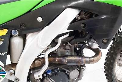Kawasaki KX 2012